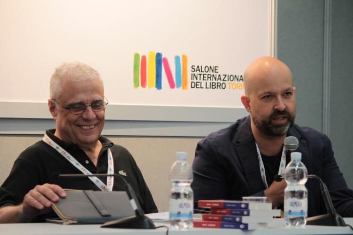 "Paolo Piras presenta ""Bravi & Camboni"" insieme a Darwin Pastorin"