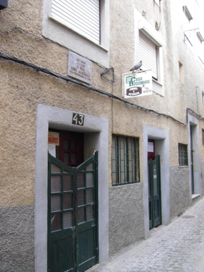 Casa Bóquinhas - foto tratta dalla pagina facebook A Faculdade O Bóquinhas de Viseu